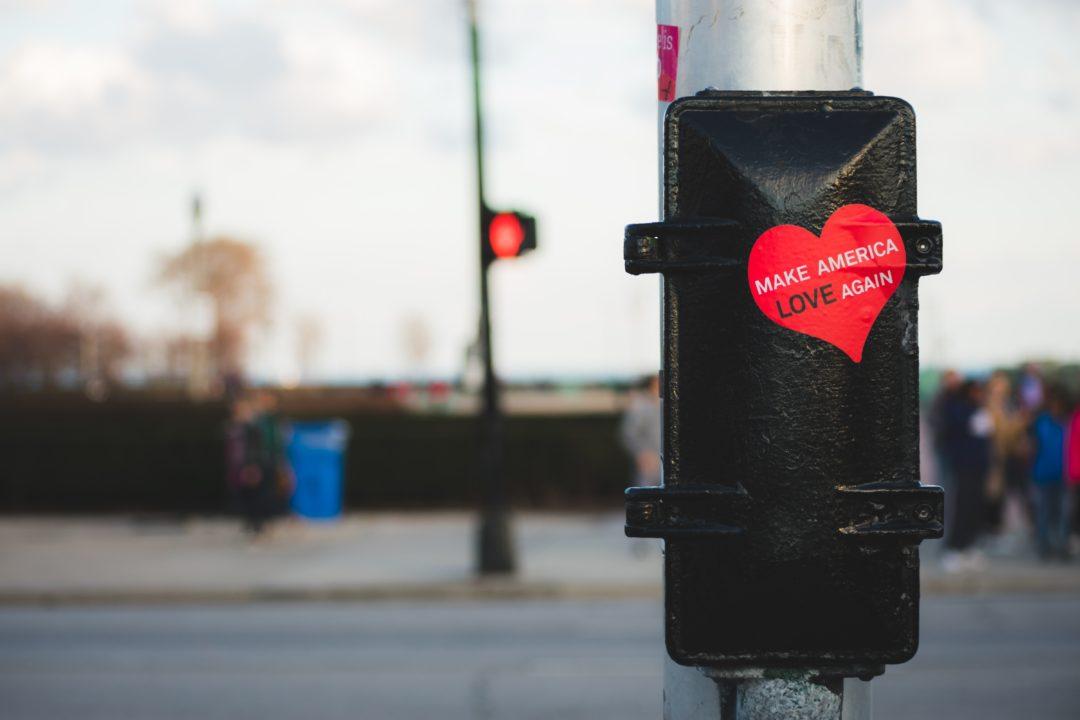 political love sticker