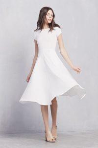 short unique dress