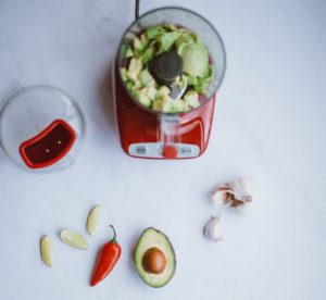 guacamole prep